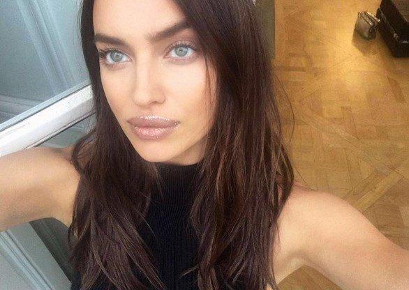 Ирина Шейк: интимный снимок модели поразила фанатов