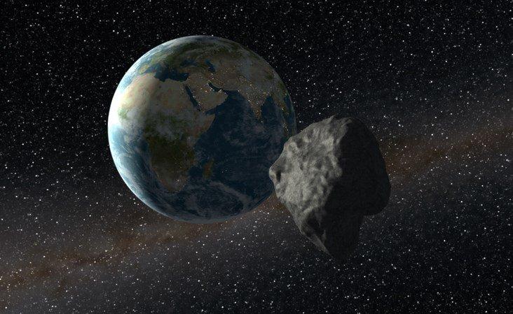 NASA готово поменять курс приближающегося кЗемле огромного астероида
