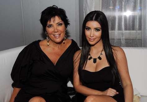 Ким Кардашьян: теледива угрожает покинуть из-за матери реалити-шоу
