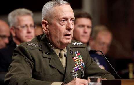 Дональд Трамп назначил на пост главы Пентагона