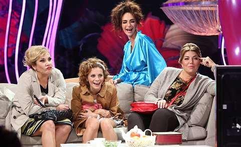 Comedy Club, Comedy Woman - организуют самый веселый новый год 2017 на ТВ
