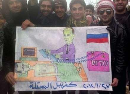 Основную причину неудачи в Пальмире назвала Россия