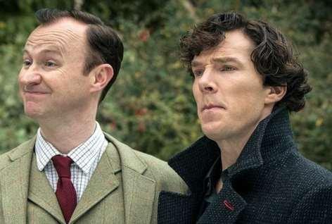 Шерлок Холмс 4 сезон 2 серия смотреть трейлер онлайн: на Первом канале покажут серию «Шерлок при смерти»