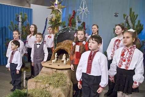 Рождественские колядки для детей - тексты детских и народных колядок 2017