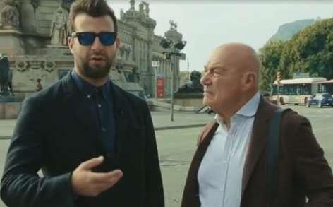«В поисках Дон Кихота», 3 серия онлайн: Иван Ургант и Владимир Познер путешествуют по Испании