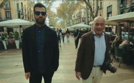 «В поисках Дон Кихота», 2 серия онлайн: Иван Ургант и Владимир Познер путешествуют по Испании