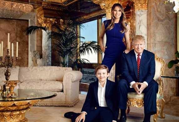 Дональд Трамп - биография, жена и дети, фото, социальные сети