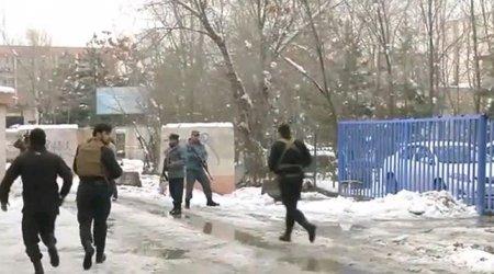 В Кабуле вблизи здания суда взорвал себя террорист-смертник
