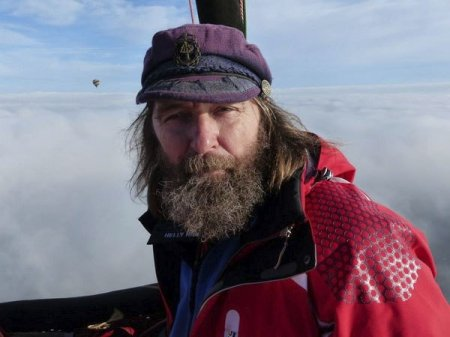 Федор Конюхов смог пролететь на наибольшем аэростате 51 час и стал рекордсменом мира