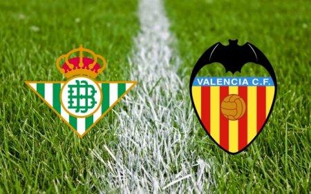 Прогноз на матч Бетис — Валенсия 11.02.2017