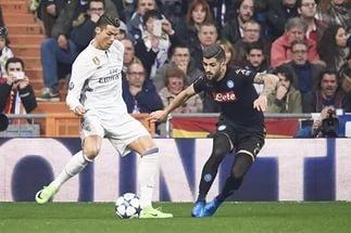 Прогноз на матч ЛЧ. Наполи - Реал Мадрид, 7 марта 2017, 22:45 МСК, смотреть онлайн