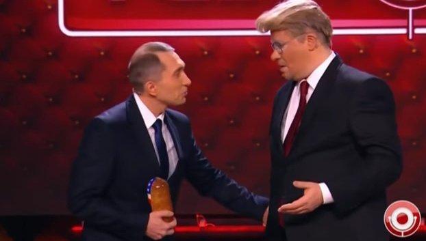 Youtube-видео с пародией Камеди Клаб на переговоры Путина и Трампа взорвало сеть