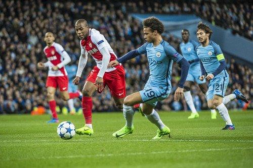 Прогноз на матч ЛЧ Монако - Манчестер Сити 15.03.2017, смотреть онлайн