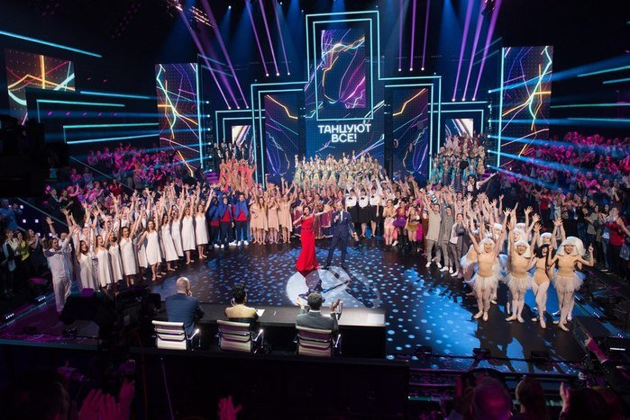 Танцуют все - эфир от 09.04.17 покажут на телеканале Россия 1, смотреть онлайн анонс