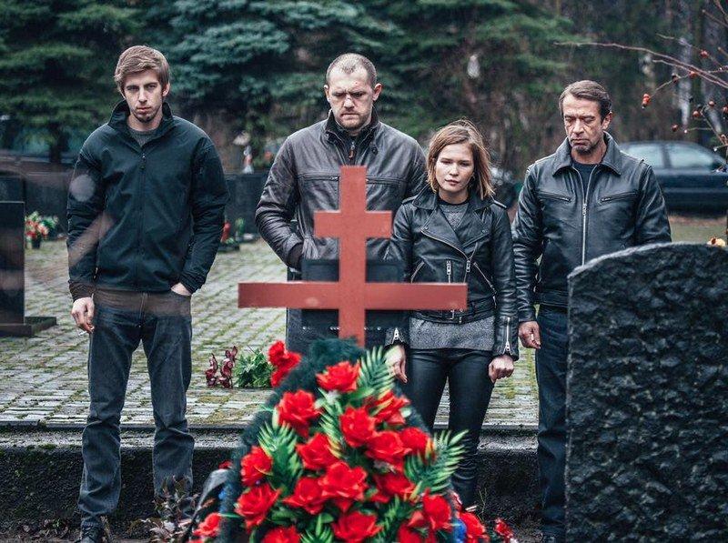 Русские сериалы 2017 - Налет 12.04.17: на Первом канале покажут 5 и 6 серию онлайн
