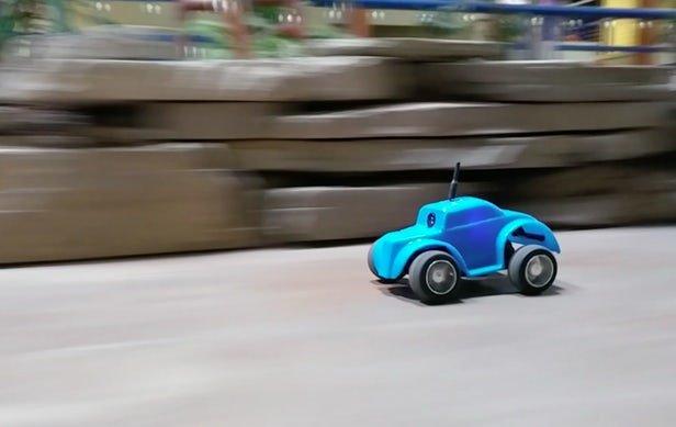 FPV RC Racer - гонки радиоуправляемых машинок от первого лица будут недорогими