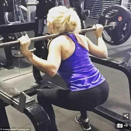 25-летняя австралийка Миган Хеффорд умерла в результате употребления белковых пищевых добавок для бодибилдинга