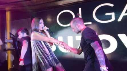 Как Ольга Бузова выступила с песней Мадонны