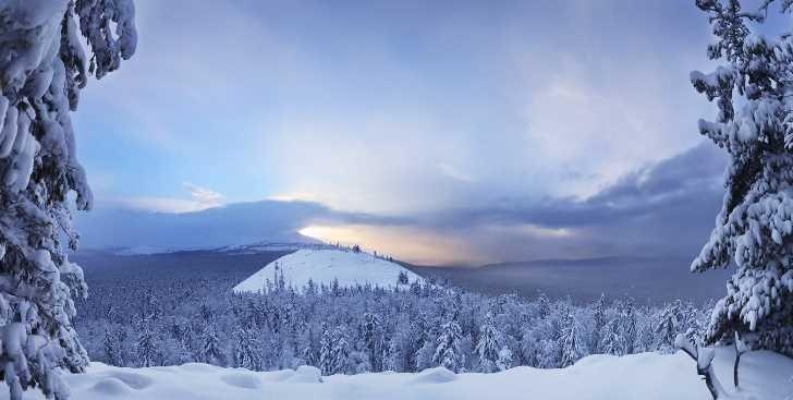 Прекрасное рядом: зимний отдых на Урале