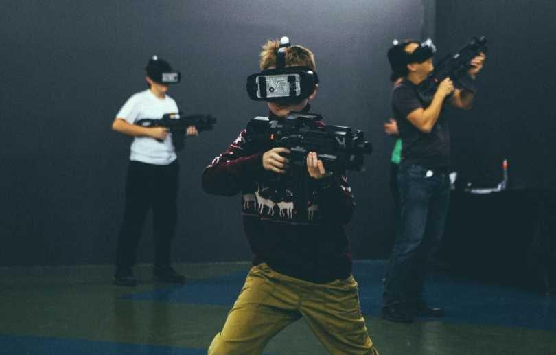 Лучшие игры в виртуальной реальности