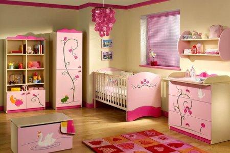Комната для новорожденного - особенности интерьера