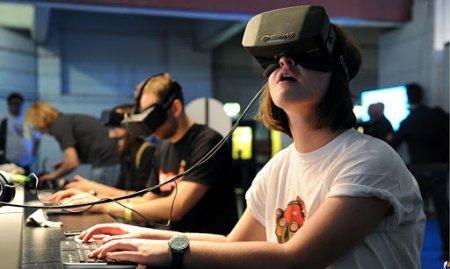 Играем в виртуальной реальности в ВИП клубе