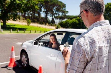 Получение водительского удостоверения в автошколе