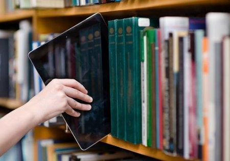 Электронная библиотека: особенности