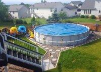 Как выбрать бассейн для дома