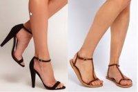 Летняя женская обувь: виды и особенности