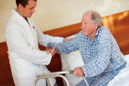 Реабилитация пожилых людей