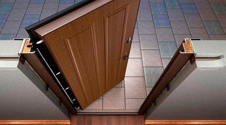 Уплотнитель для входной двери