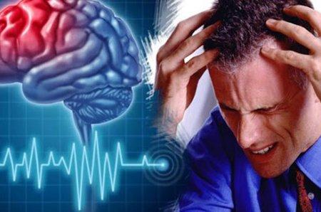 Инсульт или нарушение кровоснабжения мозга