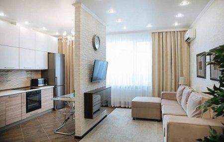 Апартаменты: преимущества проживания