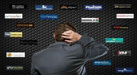 Новостной сайт о брокерских компаниях B-Options